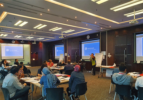 in-person sales training